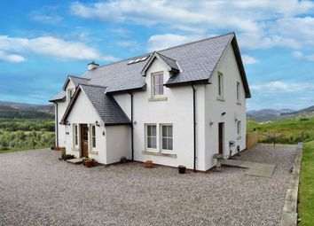 Thumbnail 4 bed detached house for sale in Glen View, Glackburn, Kirriemuir, Glenprosen, Glenprosen