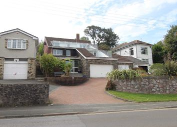 Thumbnail 4 bed detached house for sale in Dean Hill, Plymstock, Plymouth.