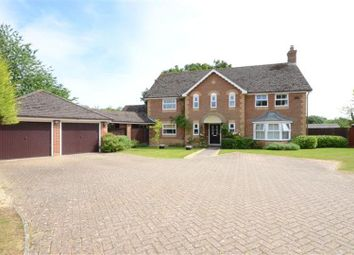 Thumbnail 4 bed detached house to rent in Hart Dyke Close, Wokingham