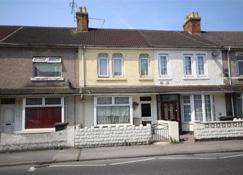 Thumbnail 3 bedroom terraced house for sale in County Road, Swindon