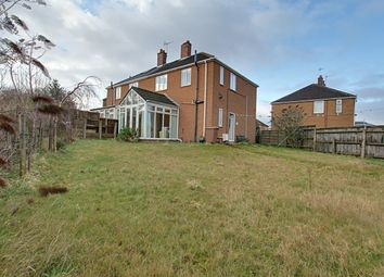 Thumbnail 3 bed semi-detached house for sale in Mount Crescent, Warsop, Mansfield