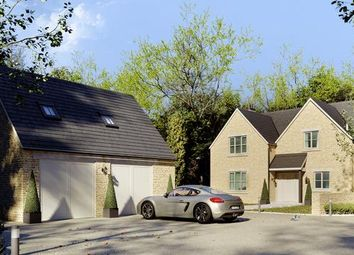 Thumbnail 4 bed detached house for sale in Fields Road, Chedworth, Cheltenham