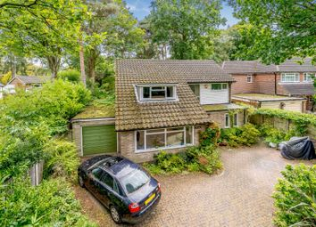 Thumbnail 4 bed detached house for sale in Onslow Crescent, Woking