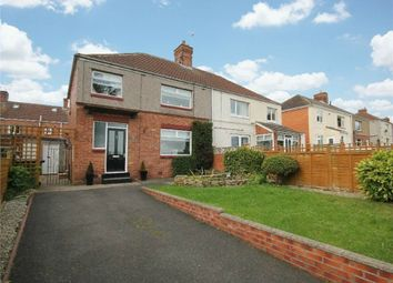 Thumbnail 3 bed semi-detached house for sale in South View, Bishop Middleham, Ferryhill, Durham