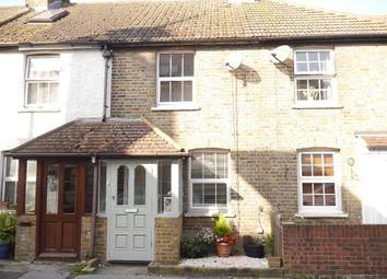 Kent Road, West Wickham BR4. 2 bed terraced house