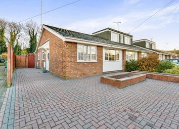 Thumbnail 2 bed bungalow for sale in Walnut Close, Newport Pagnell