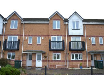 Thumbnail 4 bedroom terraced house for sale in Trimpley Drive, Daimler Green, Coventry, West Midlands