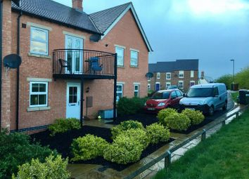 Thumbnail 1 bed town house for sale in St. Martins Close, Church Gresley, Swadlincote