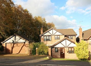 Thumbnail 4 bed detached house for sale in Millers View, Kidsgrove, Stoke-On-Trent