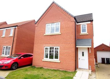 Thumbnail 3 bed detached house to rent in Reeve Way, Wymondham, Norfolk