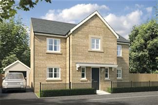 Thumbnail 4 bedroom detached house for sale in Bath Road, Corsham