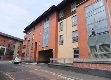 Thumbnail 3 bed flat to rent in Dunaskin Street, Glasgow