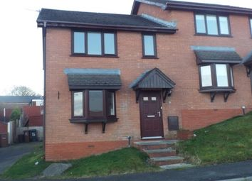 Thumbnail 3 bed semi-detached house to rent in Uwch Y Mor, Pentre Halkyn, Holywell