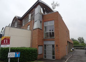 Thumbnail 2 bed flat for sale in Luna Place, St Albans