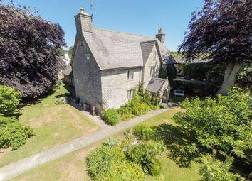 Thumbnail 6 bed detached house for sale in Wick Road, St. Brides Major, Bridgend