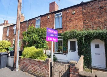 Thumbnail 2 bedroom terraced house for sale in St. Nicholas Street, Lincoln