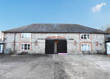 Thumbnail 2 bedroom barn conversion to rent in Compton, Chichester