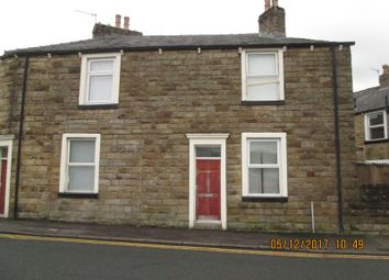 Thumbnail 3 bed terraced house to rent in Plumbe Street, Burnley