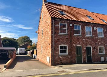Thumbnail 3 bed terraced house for sale in High Street, Crowle, Scunthorpe