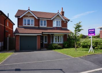 Thumbnail 4 bed detached house for sale in Higherbrook Close, Horwich, Bolton
