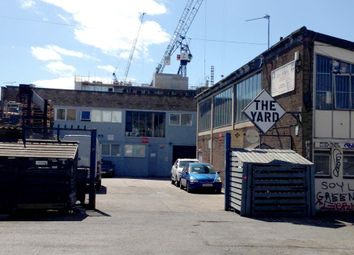 Thumbnail Light industrial to let in Unit 4A Queens Yard, Hackney, London