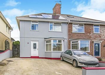 Thumbnail 4 bedroom semi-detached house for sale in St. Budeaux, Plymouth, Devon