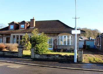 Thumbnail 3 bed semi-detached house for sale in Lundin Road, Crossford, Dunfermline