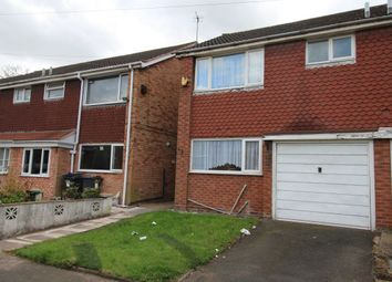 Thumbnail 3 bed semi-detached house to rent in Apollo Way, Handsworth, Birmingham