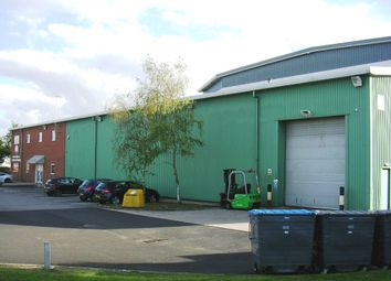 Thumbnail Warehouse for sale in Enterprise Drive, Holmewood Industrial Park, Chesterfield