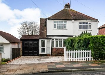 Thumbnail 3 bed semi-detached house for sale in Oakdene Road, Orpington