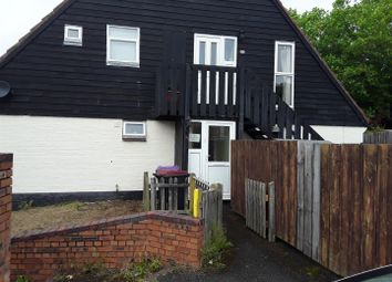 Thumbnail 2 bed flat for sale in Pageant Drive, Aqueduct, Telford