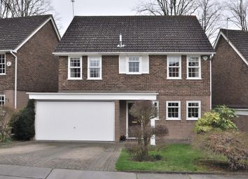 Thumbnail 4 bed detached house for sale in Roundwood, Chislehurst