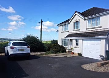 Thumbnail 4 bed detached house for sale in Maes Y Wennol, Carmarthen