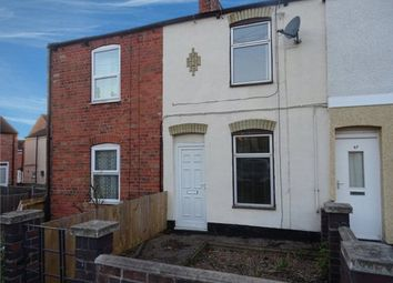 Thumbnail 2 bedroom terraced house for sale in Bottom Row, Newark