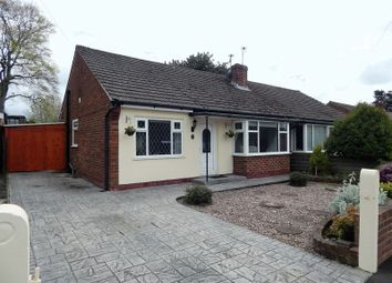 Thumbnail 2 bed semi-detached bungalow for sale in Pear Tree Croft, Longton, Preston