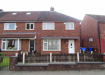 Thumbnail 3 bedroom semi-detached house to rent in Carr Avenue, Prestwich, Prestwich Manchester