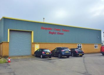 Thumbnail Warehouse to let in Bagley House, Hortonwood 8, Telford, Shropshire
