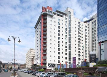 Thumbnail 1 bed flat for sale in Churchill Way, Cardiff