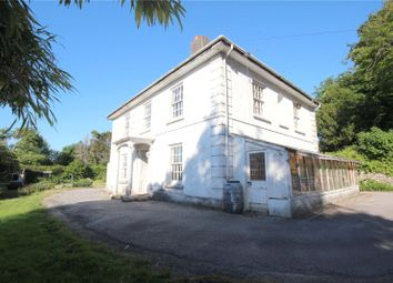 Thumbnail 4 bed detached house for sale in Tolgullow, St. Day, Redruth, Cornwall