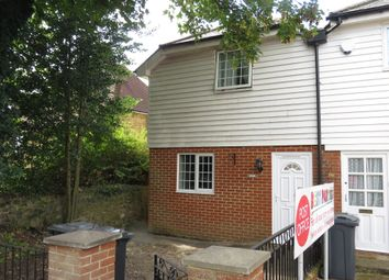 Thumbnail 2 bed cottage for sale in Swan Street, West Malling