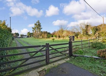 Thumbnail 3 bed detached bungalow for sale in Bell Farm Lane, Minster On Sea, Sheerness, Kent