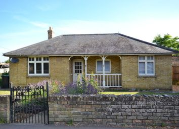 Thumbnail 2 bed detached bungalow to rent in High Street, Wilburton, Ely