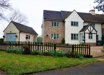 Thumbnail 4 bed semi-detached house for sale in Folly Road, Hungerford