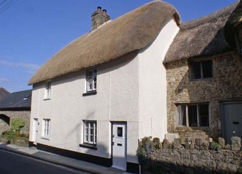 Thumbnail 2 bed cottage for sale in Lower Street, Chagford, Newton Abbot
