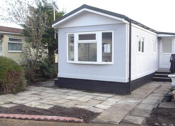 Thumbnail 1 bed mobile/park home for sale in New Site, Meadowlands, Addlestone