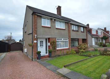 Thumbnail 3 bed semi-detached house for sale in Merkland Drive, Kirkintilloch, Glasgow