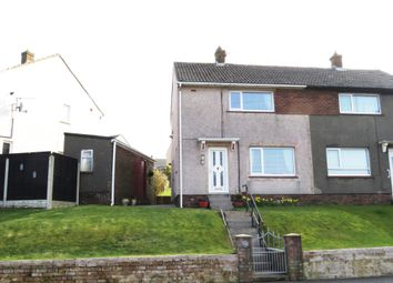 Thumbnail 2 bedroom semi-detached house for sale in Richmond Hill Road, Whitehaven, Cumbria