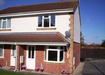 Thumbnail 2 bed semi-detached house to rent in Hatcher Close, Somerset