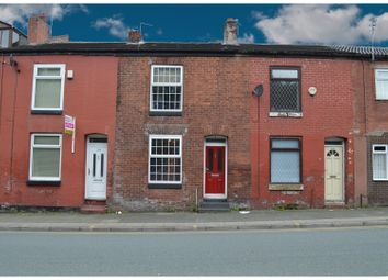 Thumbnail 2 bed terraced house for sale in Bury Old Road, Prestwich