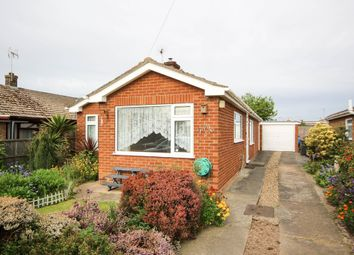 Thumbnail 3 bed detached bungalow for sale in Springfield Road, Hemsby, Great Yarmouth